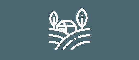 farm land icon